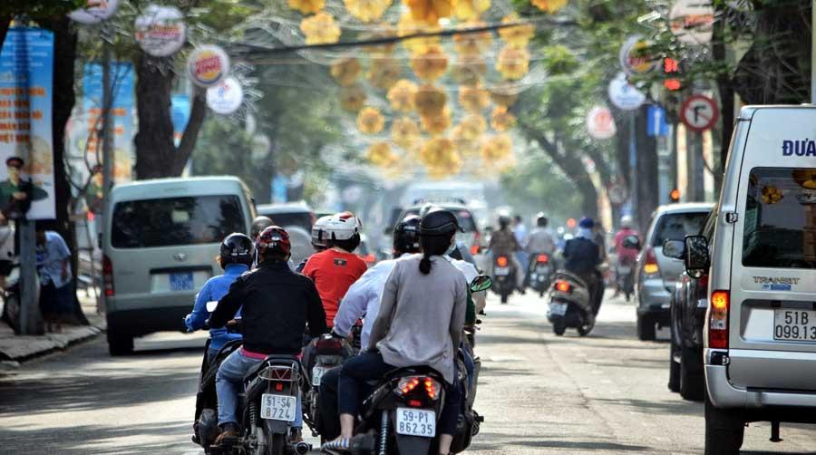 wetter in vietnam