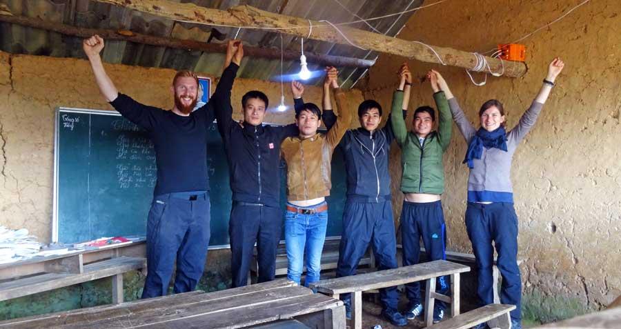 Jahresrückblick 2017: Solarprojekte Vietnam