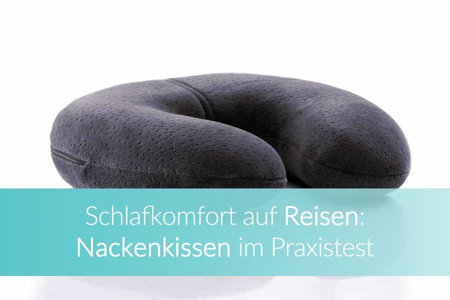 nackenkissen reise die besten nackenh rnchen im test 2018. Black Bedroom Furniture Sets. Home Design Ideas
