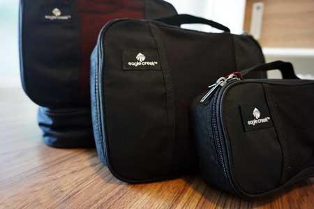 Packwürfel und Packsysteme Ratgeber - Packliste für Kleidertaschen, Packtaschen und Kleidersäcke