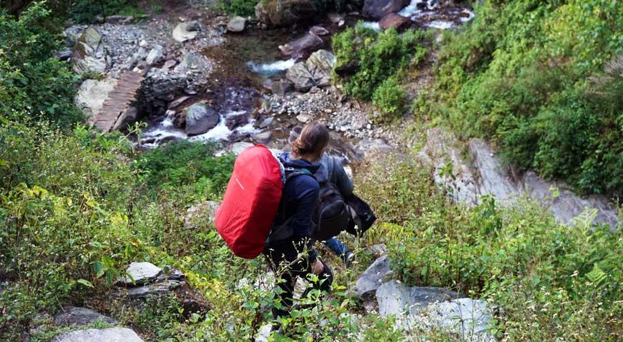 Regenschutz Rucksack: Regenhülle Wetterschutz - Sicherheitsüberzug, Regencape und Regencover