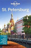 St. Petersburg: Lonely Planet Reiseführer