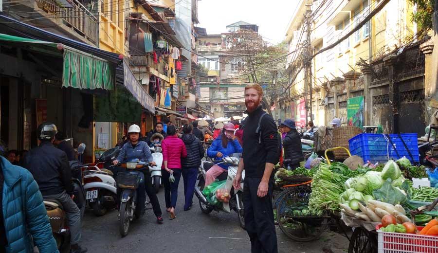 Reiseführer Vietnam: Backpacker & Backpacking Vergleich
