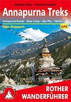 Annapurna Treks - Rother Wanderführer