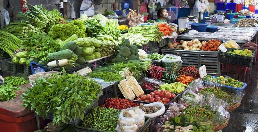 Thailand Reisetipps: Markt Bangkok - Koh Phangan, Koh Lipe, Chiang Mai