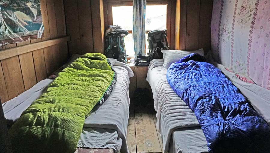 Gosainkund Langtang: Helambu Tamang Heritage Trail - Teahouse Lodge