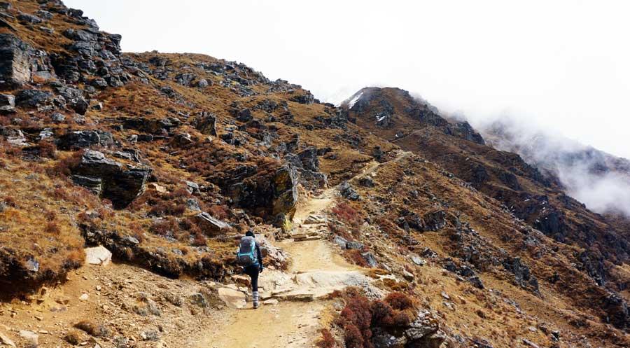 Gosainkund: Langtang Nepal