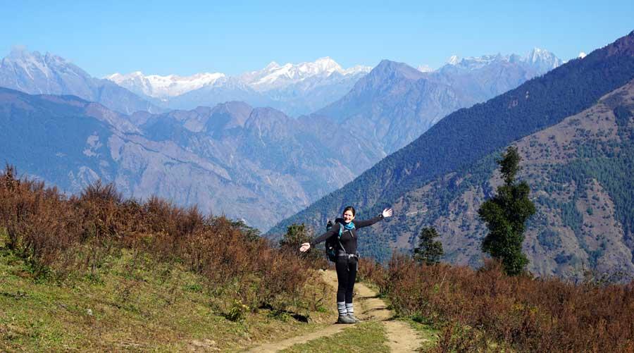 Gosainkund: Nepal Langtang