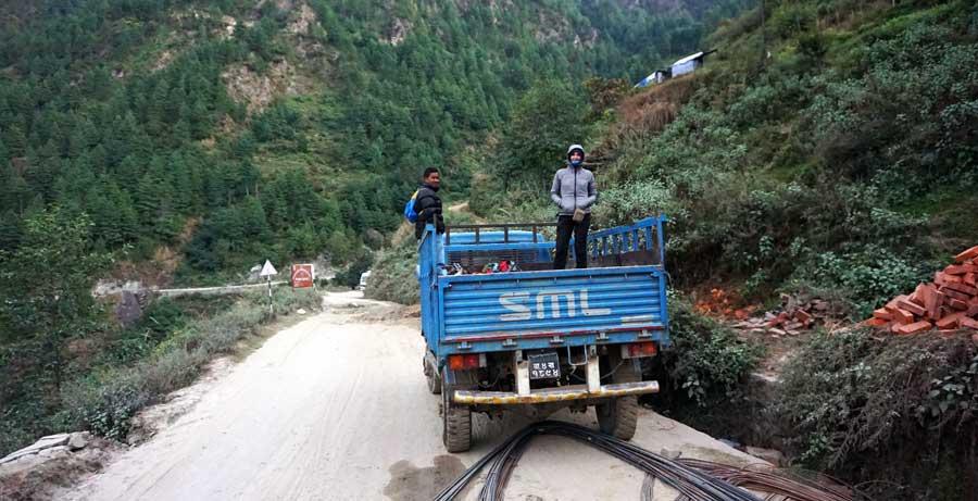 Gosainkund See Trekking: Manaslu, Himal Ganesh, Langtang Lirung - Helambu Tamang Heritage Trail