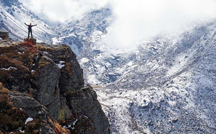 Gosainkund: Langtang Trek Nationalpark, Himal Ganesh Trekking