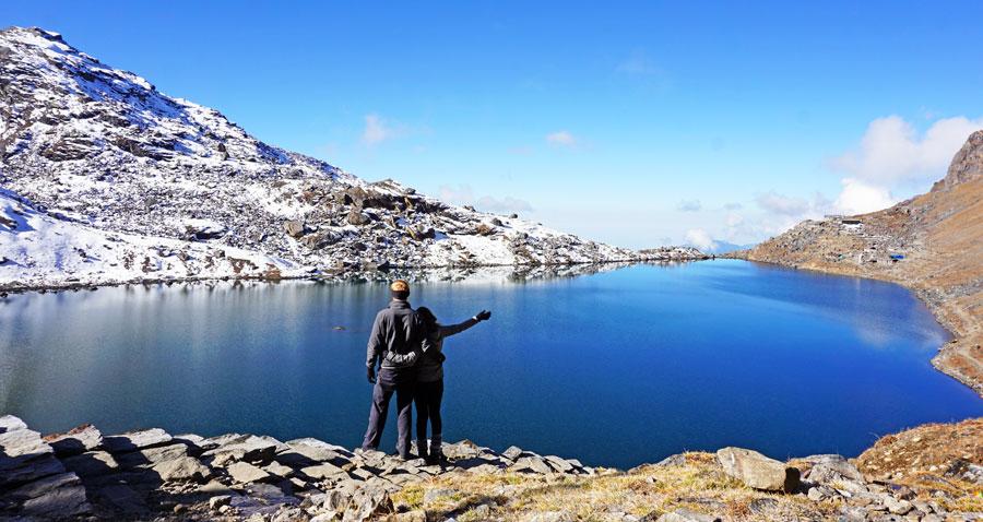 Gosainkund: Langtang Nationalpark - Helambu, Tamang und Laurebina