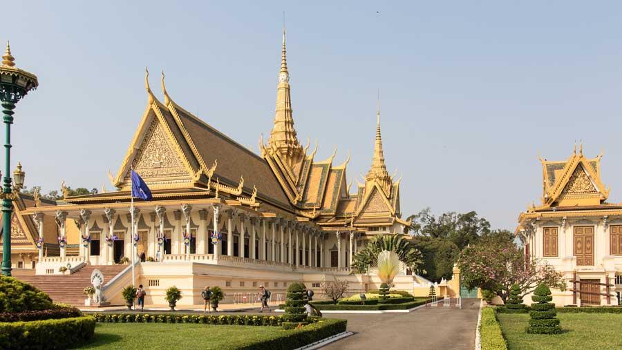 Kambodscha Sehenswürdigkeiten: Phnom Penh - Siem Reap, Kampot, Angkor Jayavarman und Banteay
