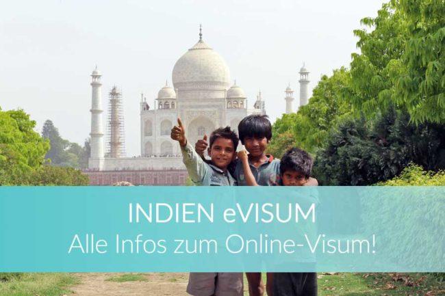 Indien Visum online: eVisa