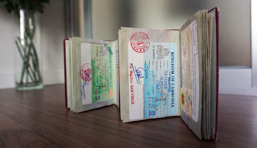 Visum Kambodscha: Visa on Arrival beantragen - Siem Reap, Phnom Penh oder Sihanoukville Airport