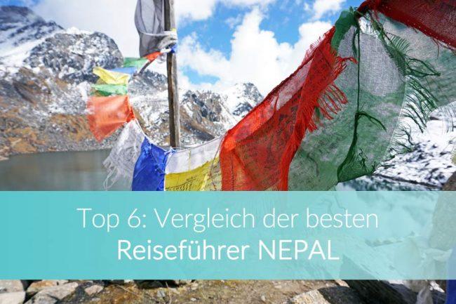 Die besten Reiseführer für Nepal