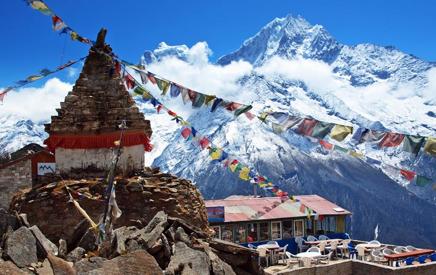 Everest Base Camp: Gokyo Ri Khumbu - Dingboche