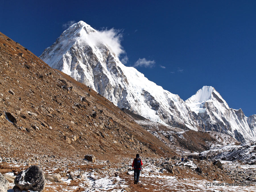 Everest Base Camp: Pheriche nach Dingboche