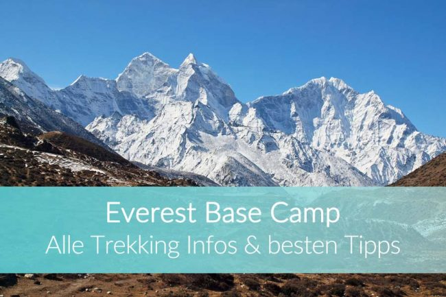 Everest Base Camp: Trekking