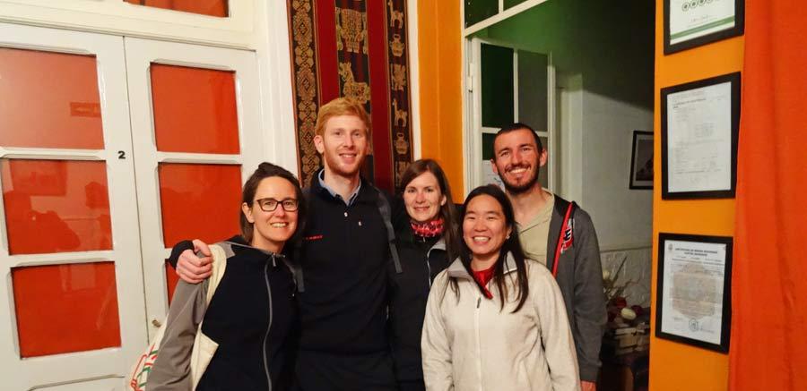 Fremdsprachen lernen: Menschen aus fremden Ländern kennenlernen