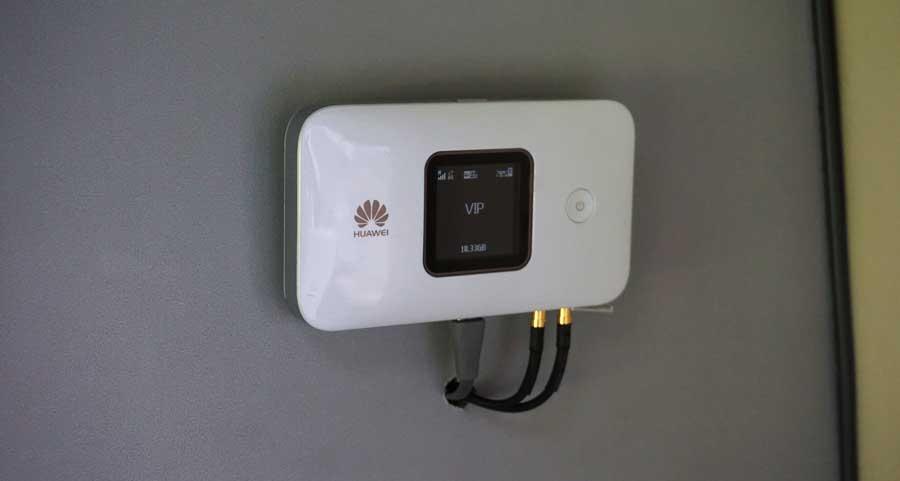 Internet im Wohnmobil: Dualband LTE im Wohnwagen und Camper