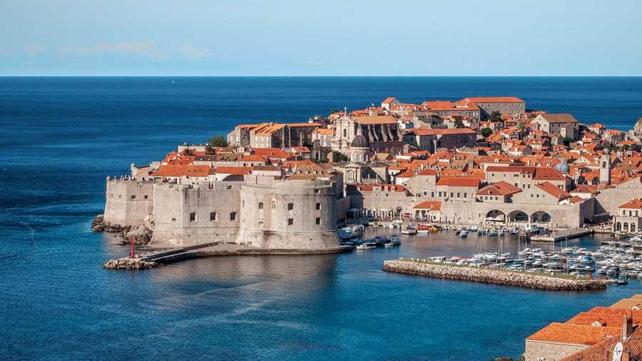 Kroatien Sehenswürdigkeiten: Dubrovnik