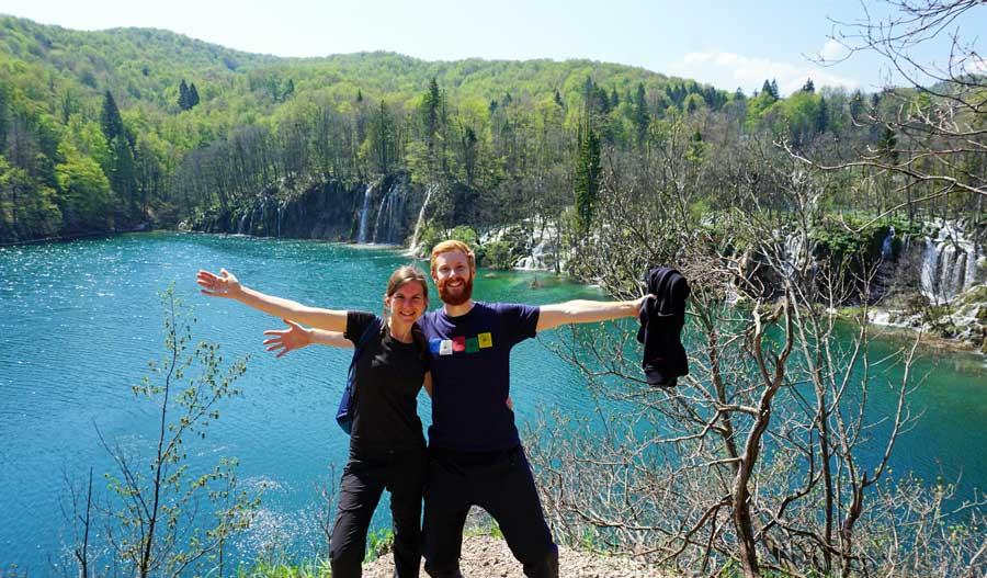 Kroatien Sehenswürdigkeiten: Plitvicer Seen