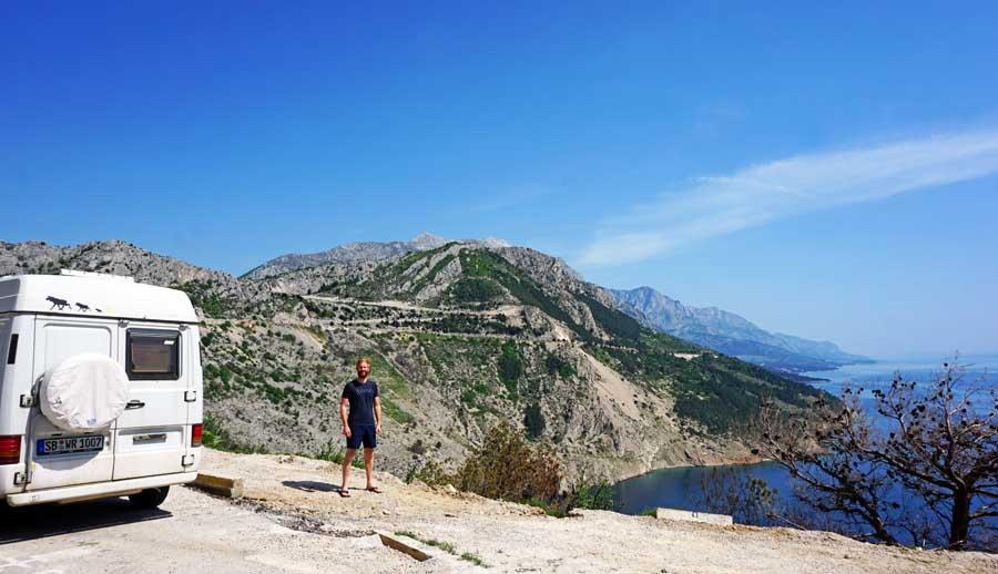 Kroatien Sehenswürdigkeiten: Roadtrip Küste