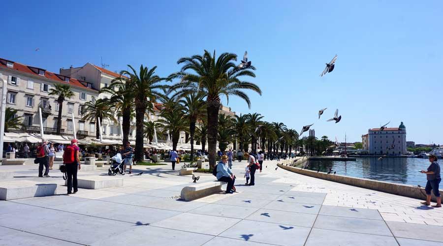 Kroatien Sehenswürdigkeiten: Split