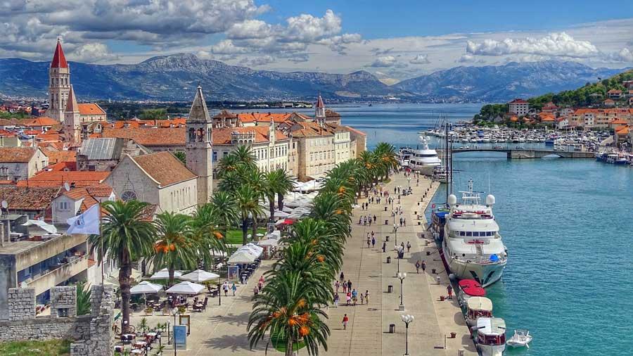 Kroatien Sehenswürdigkeiten: Trogir