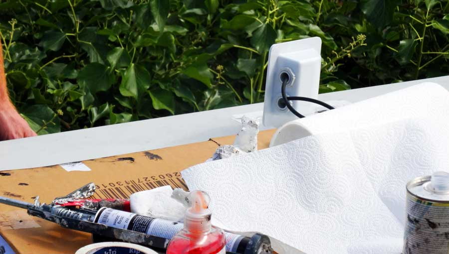 Solaranlage Wohnmobil: Kabel zur Bordbatterie für Wohnmobile