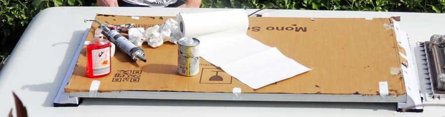 Solaranlage Wohnmobil: Solarmodule für Caravan