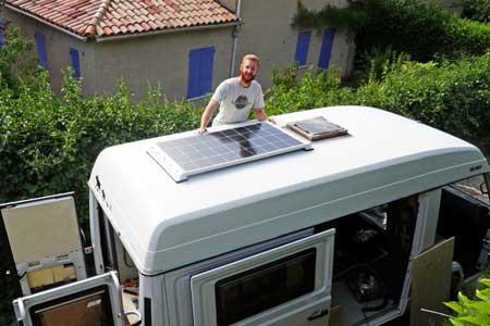 Solaranlage Wohnmobil: Ratgeber und Tipps