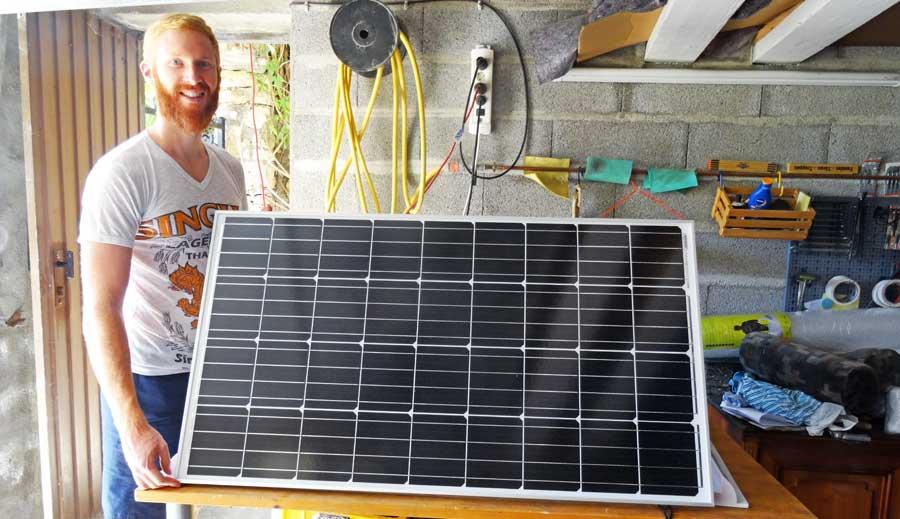Solaranlage Wohnmobil: Ausbau der Solarleistung zur Stromversorgung