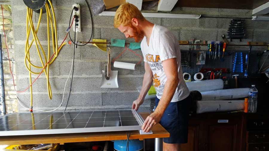 Solaranlage Wohnmobil: Solarpanele, Solarmodule für Wohnwagen