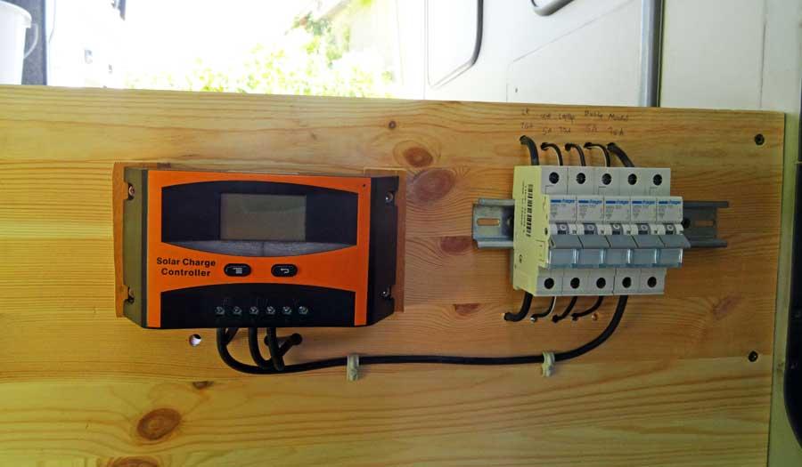 Solaranlage Wohnmobil: Solarregler für Wohnmobile, Caravan und Camper