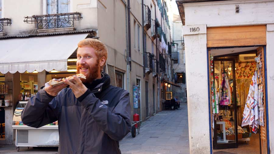 Venedig Preise für Essen und Trinken