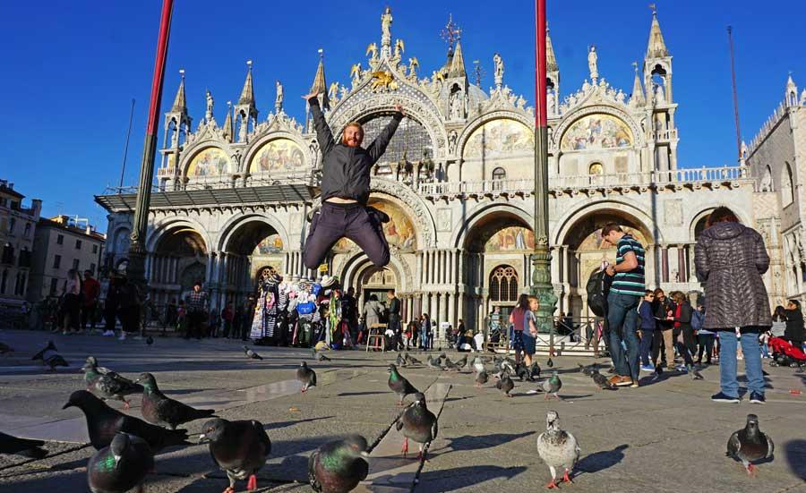 Venedig Preise: Kosten Transport Italien