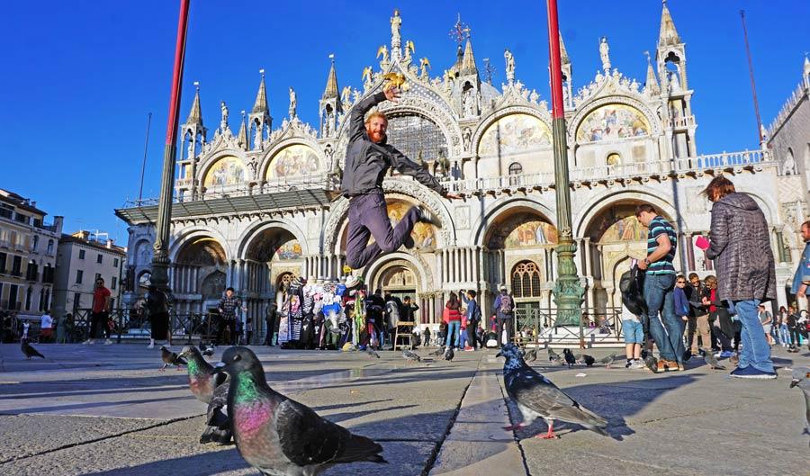 Venedig Sehenswürdigkeiten: Attraktionen und Highlights