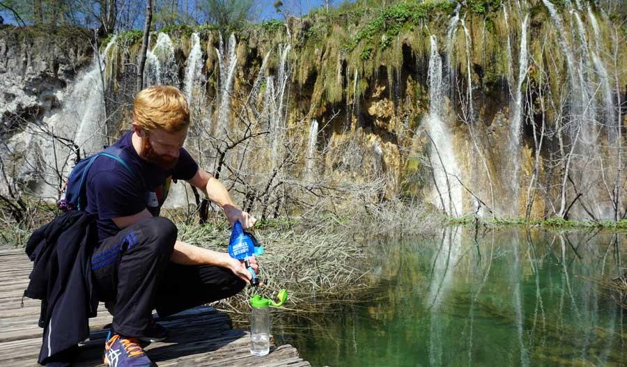 Wasserfilter Outdoor: Filter im Test und Vergleich