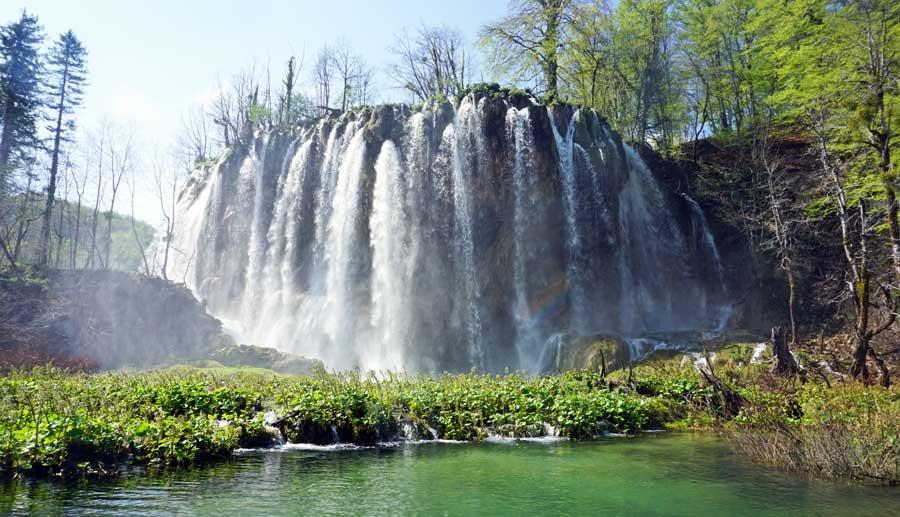 Plitvicer Seen: Natur
