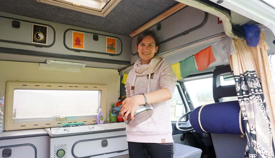 Roadtrip Zentralasien: Camper Wohnmobil
