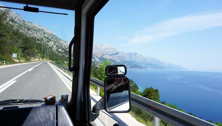 Roadtrip Zentralasien: Kroatien
