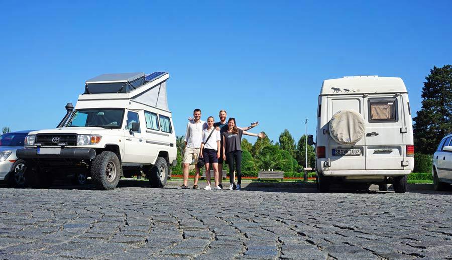 Batumi Georgien: Beste Reisezeit