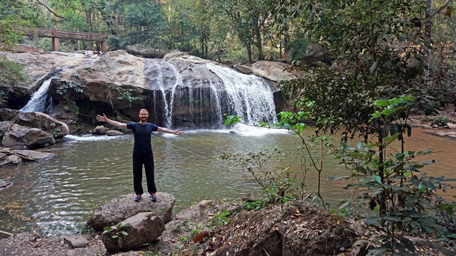 Chiang Mai Sehenswürdigkeiten: Mae Sa Wasserfall