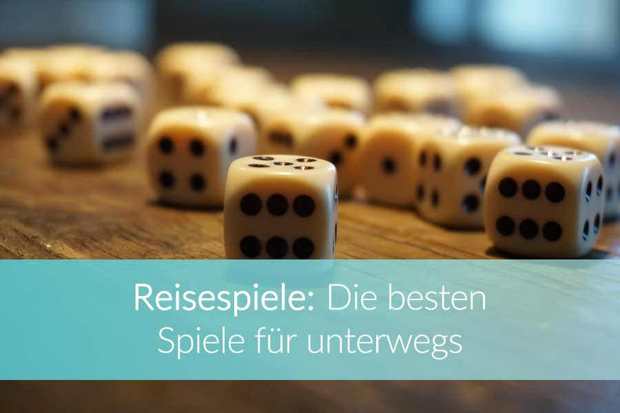 Reisespiele: Travel Games