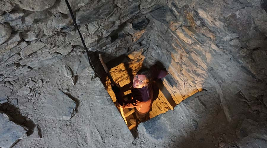 Swanetien: Mestia Turm - Uschba und Uschguli