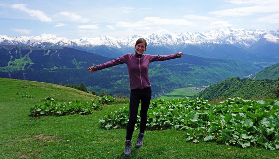 Swanetien: Wandern im Großen Kaukasus - Swanen Uschguli