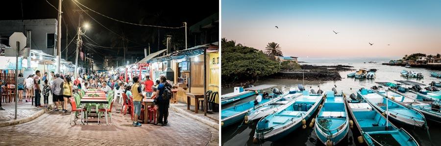 Galapagosinseln: Santa Cruz Street Food