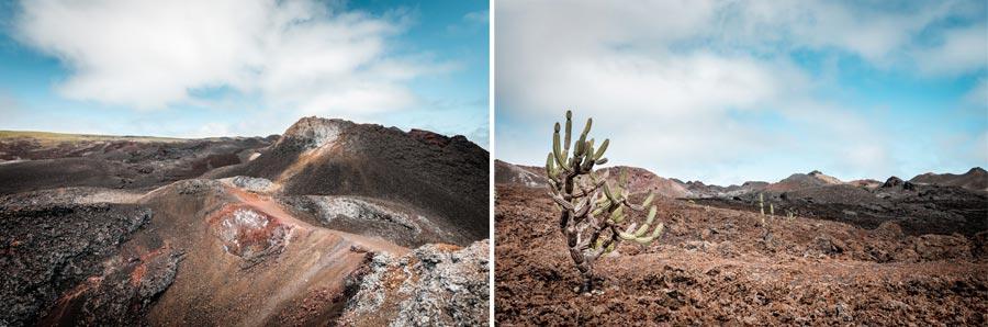 Galapagosinseln: Vulkan Sierra Negra