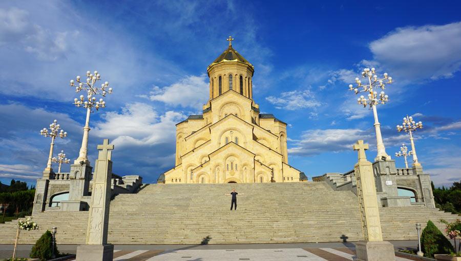 Georgien Reisen: Route und Routenvorschläge, Visum Georgien, Tuschetien und Kaukasus